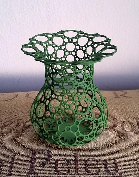3D printed DodecaHexTriTessagon
